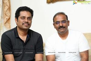 Kalyani Malik Sirasri Press Meet on Lakshmi's NTR