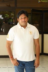 Mouname Ishtam Movie Cinematographer Ram Thulasi Press Meet