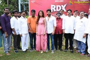 RDX Movie Launch