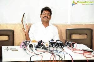 Shivaji Raja Press Meet On MAA Controversy