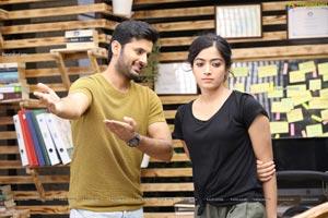 Nithiin Rashmika Mandanna S Bheeshma Hd Movie Gallery