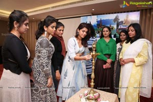 Advaitha Yoga Holidays Hosts Launch Party at Hotel Mercure