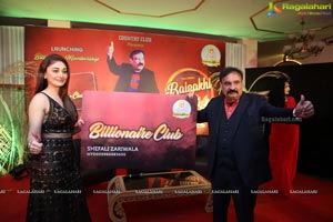 Country Club Billionaire Club Card Launch