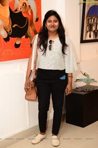 Gallery Space Presents Exhibition Of Paintings & Sculptures