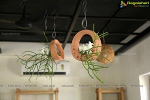 Ikebana Exhibition 'Eucalyptus & Ikebana'