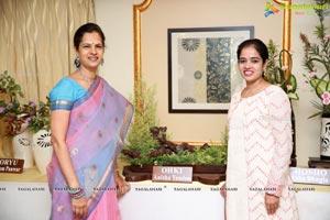 Ikebana Exhibition - Guru Samhitha at A La Liberty