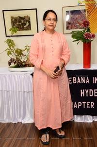 Ikebana Demonstration by Hema Patkar at Dhi Art space