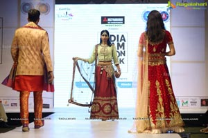 India Glam Fashion Week Hyderabad 2019