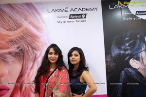 Maya Nelluri Launches Lakme Academy Powered by Aptech New Center