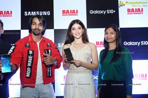 Samsung Galaxy S10, S10e & S10+ Launch at Bajaj Electronics