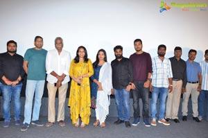 Cleopatra Short Film Press Meet