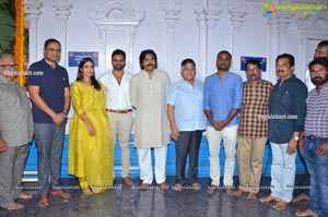 Sai Dharam Tej's New Movie, SDT14 Launch