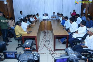 Telugu Film Producers Council Press Meet