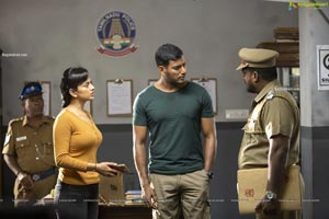 Chakra Movie Stills