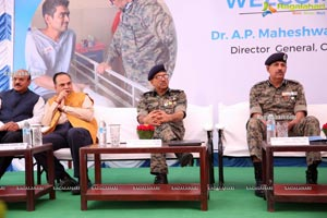AMF's CRPF Divyang Warriors Skill Development Initiative