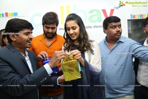 Cellbay Multi-Brand Mobile Store Launch at Nallagandala