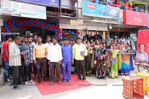 DRU Gold Opening at Santoshnagar