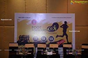 Foot Forward Press Meet