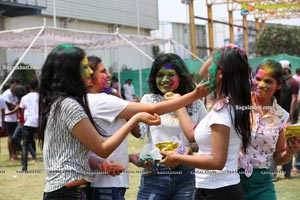 Holi Festival 2020 at Sandhya Convention Centre