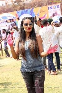 Holi Festival 2020 at Sandhya Convention Centre
