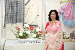 Blooms & Looms an Ikebana Exhibition Salarjung Museum