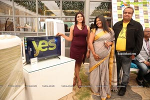 Meemax Launches Yes Led TV & Burly Cooler