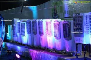Yes Led TV & Burly Cooler Launch Party