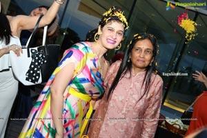 Sundowner Birthday Party for Ms Ravitta Mayorr