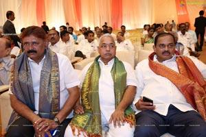 Producer Lakshman's son Ujwal and Manisha's Wedding
