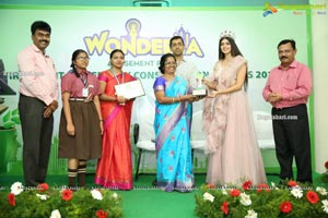 Wonderla Parks Environment Awards 2019-20