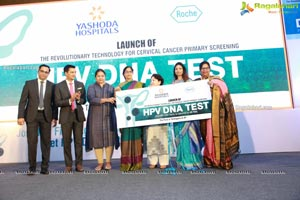 Yashoda Hospitals Launch HPV DNA TEST
