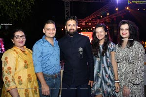 Youve Launch at Rangoli and Fashion Show at Taj Deccan