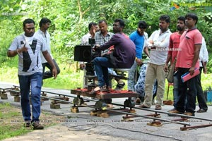 Chitram X Movie Working Stills