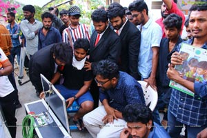 SR Kalyana Mandapam Movie Working Stills