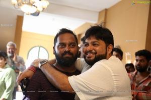 Varun Tej's Film On Location Pics