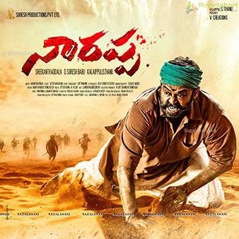 Narappa Movie Poster Design