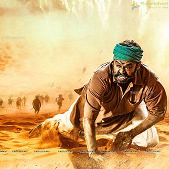 Narappa Movie Poster Design2
