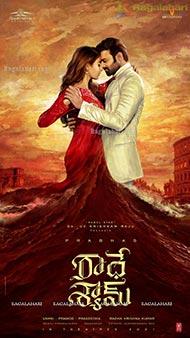 Radhe Shyam First Look Poster, Telugu