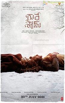 Radhe Shyam Release Date Poster, Telugu