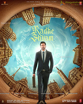 Radhe Shyam Sankrathi 2021 Release Poster