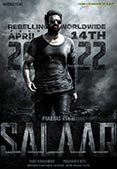Salaar First Look Poster Design