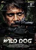 Nagarjuna Wild Dog Movie Release Date Poster