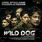Nagarjuna Wild Dog Movie Release Square Poster