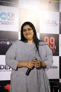 99 Movie Songs Launch and Press Meet