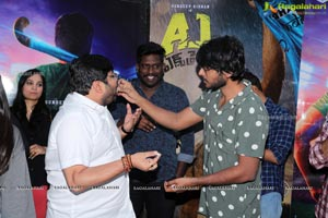 A1 Express Movie Success Celebrations