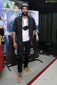 Aranya Movie Trailer Launch