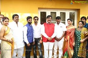Idhi Nadhi Movie Pooja Ceremony