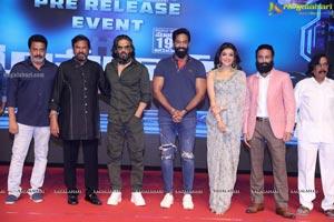 Mosagallu Movie Pre-Release Event