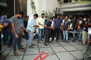 Rang De Movie Success Celebrations
