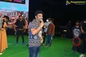 Rang De Grand Release Event at Rajahmundry